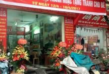 Tưng bừng khai trương cửa hàng tranh AmiA Hà Nam