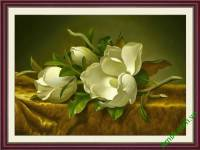 Tranh hoa trang trí phòng đẹp Amia 699