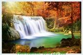 Tranh phong cảnh thác nước đẹp: AmiA 486058882
