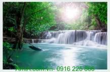 Tranh đẹp chủ đề thác nước AmiA 621251584