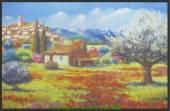Tranh canvas nghệ thuật phong cảnh đẹp thiên nhiên