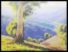 Tranh thiên nhiên in vải canvas đẹp AmiA 4229