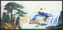 Tranh canvas sơn thủy hữu tình AmiA 4232