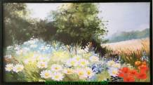 Tranh canvas đồng hoa nghệ thuật AmiA 4242