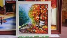 Tranh vẽ phong cảnh mùa Thu bằng sơn dầu AmiA TSD 314
