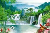 Tranh phong cảnh non nước hữu tình AmiA 1362