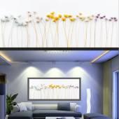 Tranh 3D treo tường hoa nghệ thuật AmiA 1363