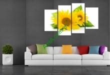 10 mẫu tranh đẹp hợp treo phòng khách nhà chung cư - phần 2