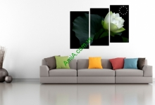 10 mẫu tranh đẹp hợp treo phòng khách nhà chung cư - phần 10