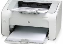 Hướng dẫn cài đặt máy in HP Laser 1005