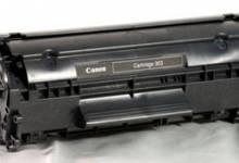Hướng dẫn Nạp mực máy in canon 2900
