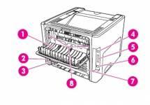 Hướng dẫn các đèn led hiển thị máy in HP P1320