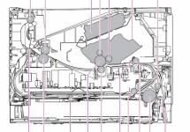Cấu tạo máy in laserjet HP P1160