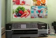 Sự khác biệt giữa dòng máy in 6 màu Epson EP-801A và dòng Epson T60