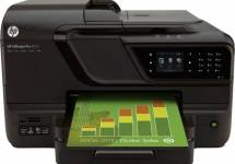 Dòng sản phẩm HP OfficeJet Pro 8600 All-in-One