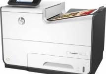 Máy in một chức năng của HP PageWide Pro 552dw
