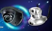 Lắp đặt camera cần những thiết bị gì, lắp đặt camera quan sát qua mạng.