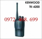 Bộ đàm Kenwood TK-4200 UHF