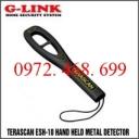 Máy dò kim loại cầm tay Terascan ESH-10