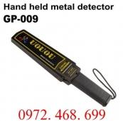 Máy dò kim loại cầm tay SCANNER GP-009