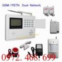 Trung tâm báo động không dây dùng SIM di động Wolf-Guard GSM-FES-74
