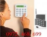 Bàn phím điều khiển không dây WSJP01