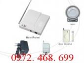 Hệ thống báo trộm không dây GUARDSMAN GS-1900