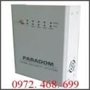 Tủ báo khách & báo động Paradom Fox 4