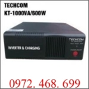 Máy kích điện và sạc ắc quy TECHCOM (IG1000-12)