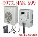 Máy trợ giảng Shuke SK388 (3 Micro)
