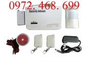 Trung tâm báo khói & Gas không dây dùng SIM di động G-LINK GSM-3500-2S168
