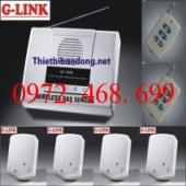 Trung tâm báo Gas không dây G-LINK BG-4MT338