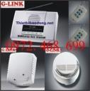 Trung tâm báo khói & Gas không dây G-LINK BKG-2S168
