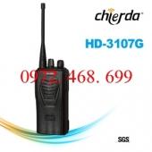 BỘ ĐÀM CHỐNG NƯỚC CHIERDA HD-3107G