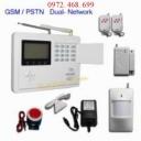 Trung tâm báo trộm  Guardsman GS-6500