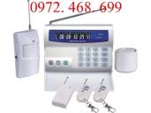 THIẾT BỊ CHỐNG TRỘM  GSM ALARM SYSTEM G20.