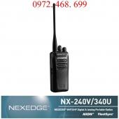 Bộ đàm Kenwood NX-240/NX-340