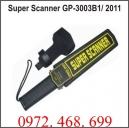 Máy dò Vàng, Bạc, Đồng và các loại kim loại GP-3003B1/ 2011