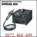 Máy khò nhiệt GORDAK 850