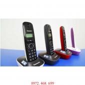 Điện thoại kéo dài Panasonic KX-TG1611 màu ghi