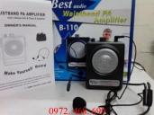 Máy Trợ Giảng Best Audio B-110