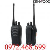 BỘ ĐÀM CẦM TAY KENWOOD TK-980 UHF