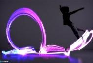 Đèn LED đổi màu 6W - Chiếu sáng nghệ thuật