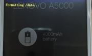 Mở khóa Lenovo A5000