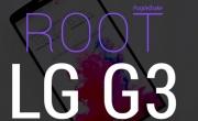 Root LG G3 4.4 và 5.x đơn giản nhất