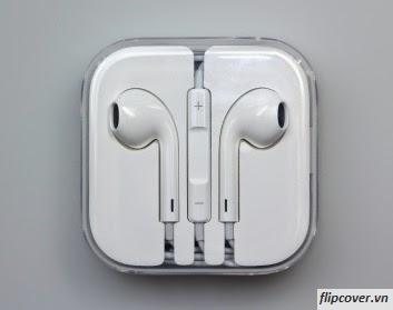Tai nghe iPhone 5s zin