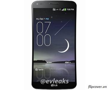 Sửa LG G Flex rung màn hình