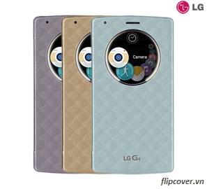 Bao da Quick Circle LG G4 thay nắp lưng