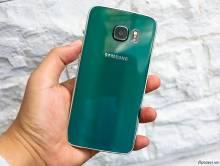 Thay nắp lưng Galaxy S6 Edegd xanh lục bảo