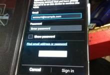 Hướng dẫn mở khóa Samsung Acc Note 3- S5